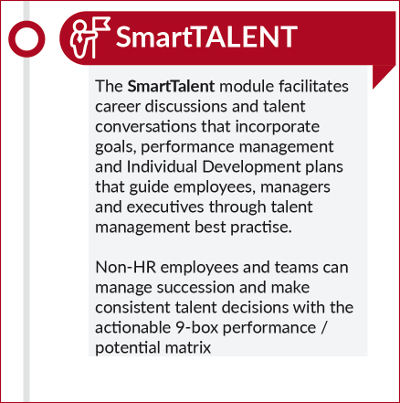 Talent Management - SmartTalent